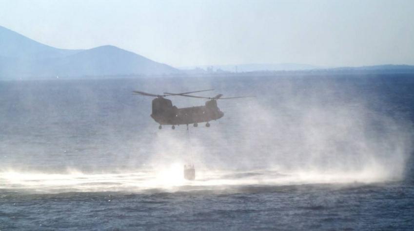 ελικόπτερο που χρονολογείται