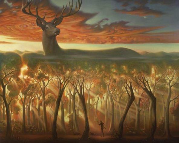 Μια σύντομη ματιά σ' αυτόν τον πίνακα θα σας αποκαλύψει τον υποσυνείδητο φόβο σας