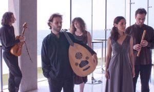 Μεσαιωνική μουσική από την Ευρώπη και τη Μεσόγειο με το Σύνολο παλαιάς μουσικής Ex Silentio