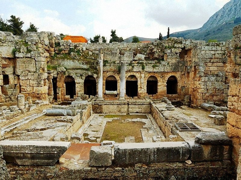 Η Αρχαία Κόρινθος στους 5 καλύτερους αρχαιολογικούς προορισμούς στον κόσμο – (video)