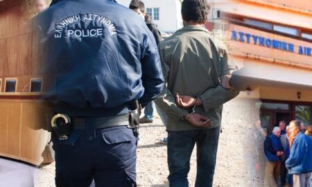 Άγριο ξύλο στα Δικαστήρια Καλαμάτας- Απέδρασε με τις χειροπέδες ο κατηγορούμενος