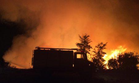 Ολονύχτια μάχη με τις φλόγες στον Ταΰγετο-Yπό έλεγχο και η 2η εστία φωτιάς