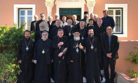 Ο Μητροπολίτης Μεσσηνίας εκπρόσωπος στο Διάλογο Ορθοδόξων & Ρωμαιοκαθολικών