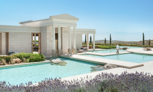Δείτε το ξενοδοχείο της Πελοποννήσου που αναδείχτηκε ένα απο τα καλύτερα στον κόσμο!