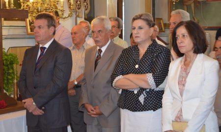 Στην Καλαμάτα ο υφυπουργός Κοινωνικής Ασφάλισης, Τάσος Πετρόπουλος