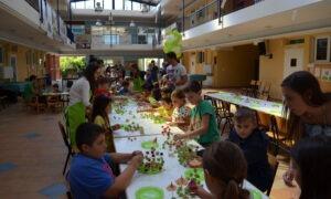 Εκπ. Μπουγά: παιδαγωγική αρχιτεκτονική με το εργαστήριο Arkki