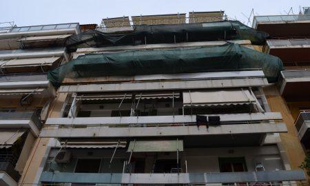Tραγικό εργατικό δυστύχημα στο κέντρο της Καλαμάτας – video