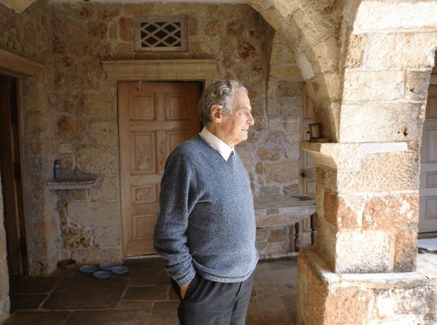 Kαρδαμύλη: Σε 18 μήνες έτοιμο το σπίτι του Πάτρικ Λη Φέρμορ
