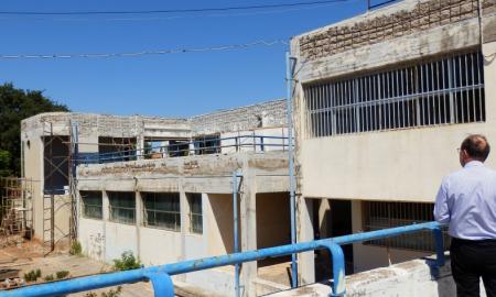 """Νίκας: """"Δεν είναι η πρώτη προϋπόθεση για μάθηση το κτήριο ενός σχολείου"""""""