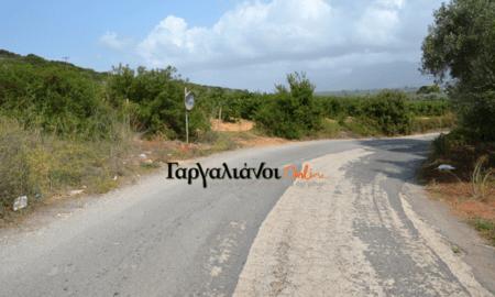 Τροχαίο δυστύχημα με μηχανή στους Γαργαλιάνους – Νεκρός ο πατέρας-Σοβαρά τραυματίας ο γιος