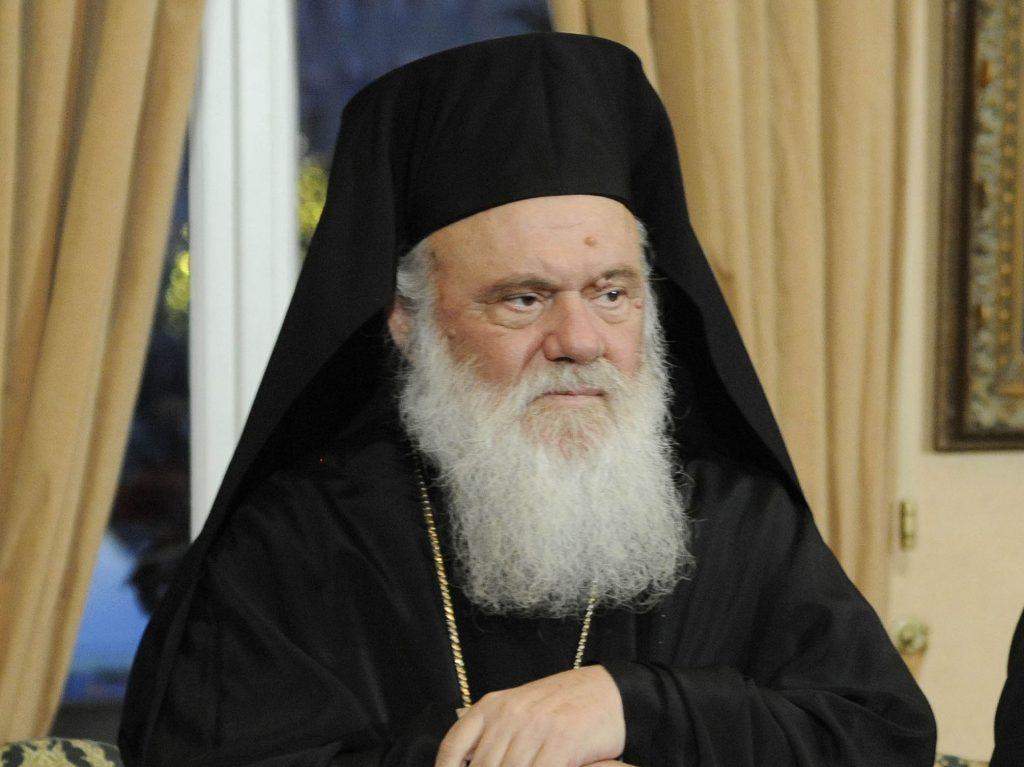 Ο Αρχιεπίσκοπος στις εκδηλώσεις για τα 190 χρόνια της επετείου του Ναβαρίνου