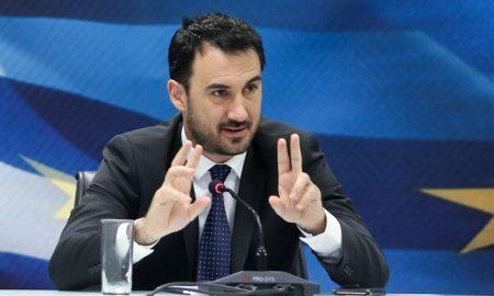 Χαρίτσης: Η Ελλάδα παραμένει στην κορυφή της απορρόφησης κοινοτικών κονδυλίων