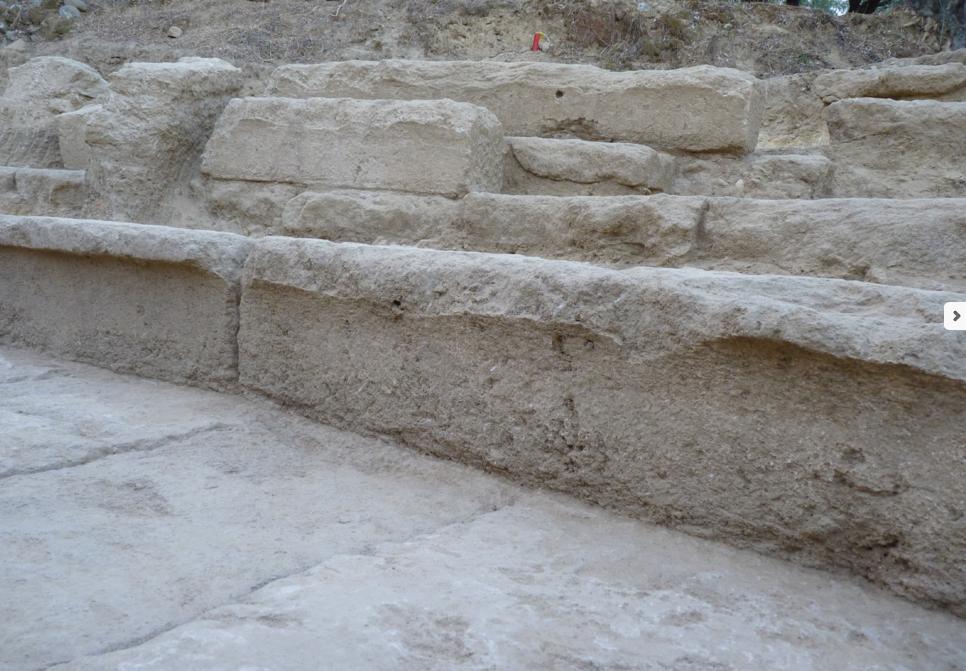Στο φως το αρχαίο Θέατρο Θουρίας