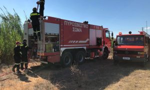 Υψηλός κίνδυνος πυρκαγιάς αύριο Σάββατο στη Μεσσηνία