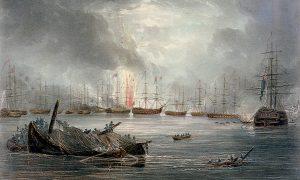 Η Ευρωπαϊκή Διπλωματία της Ναυμαχίας του Ναβαρίνου