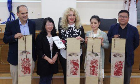 Κινέζοι εκπαιδευτικοί στη Μεσσηνία