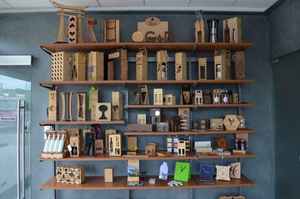 Η ΕΠΑΘΛΟΝ και GIFT & DESIGN κάνουν τη διαφορά με μοναδικές κατασκευές