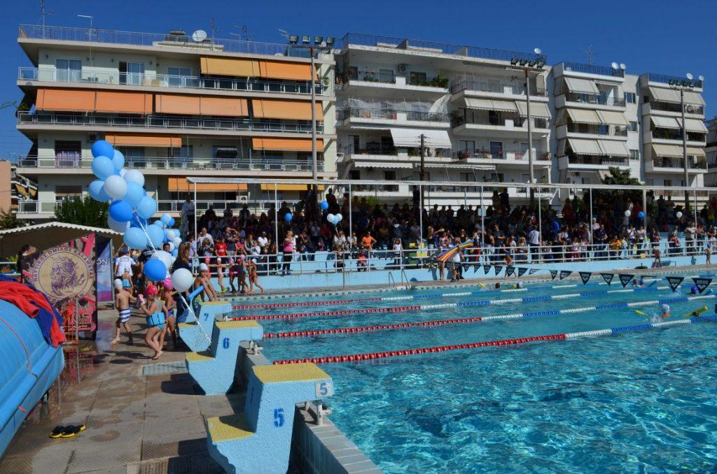 Ναυτικός Όμιλος Καλαμάτας: Γιορτή κολύμβησης για όλα τα τμήματα