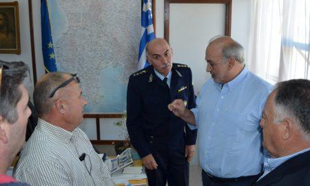 """Κατσίβελας: """"Με την Αστυνομία μιλάμε διαφορετική γλώσσα"""""""