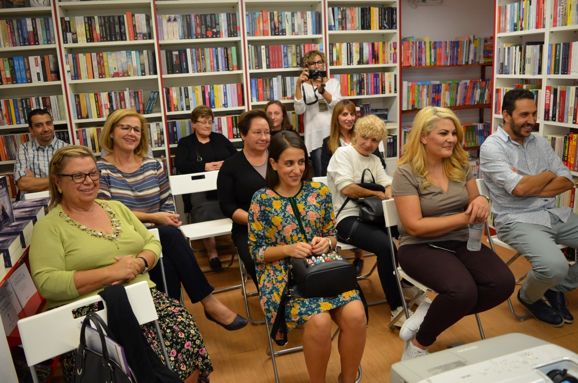 """Oι Μαγεμένες"" της Μ. Κόντζογλου παρουσιάστηκαν στην Καλαμάτα"