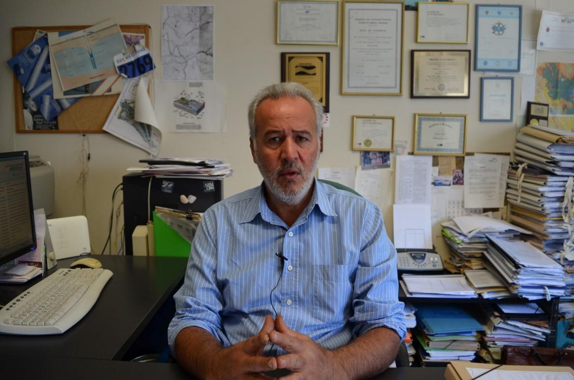 """Αντωνόπουλος: """"Μείωση πάνω από 30% της ελαιοπαραγωγής λόγω ανομβρίας"""""""
