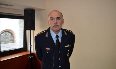 Γενικός Περιφερειακός Αστυνομικός Διευθυντής o Ταξίαρχος Πούπουζας