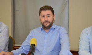 Ευχαριστήριο μήνυμα Νίκου Ανδρουλάκη για τις Ευρωπαϊκές Εκλογές