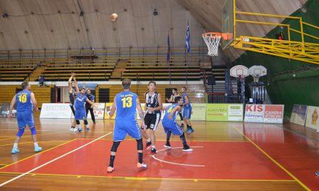 Εύκολη νίκη της Kalamata BC έναντι της Θουρίας με 67-29