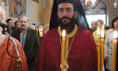 Νέος πρωτοσύγκελος της Μητρόπολης Μεσσηνίας ο αρχιμανδρίτης Φίλιππος Χαμαργιάς