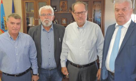 Στην Καλαμάτα 3 δήμαρχοι της Δυτικής Πελοποννήσου για τα LED