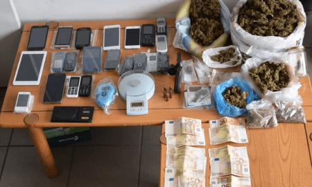 Eξαρθρώθηκαν 2 συμμορίες που διακινούσαν ναρκωτικά και στη Μεσσηνία