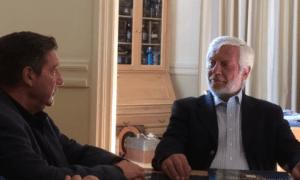 Τατούλης: Πρωτόγνωρο πολιτικό εγχείρημα η υποψηφιότητα Καμίνη