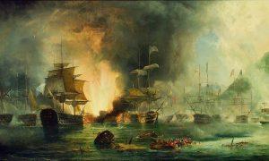 Με μεγαλοπρέπεια η Πύλος, παρουσία του Αρχιεπισκόπου εορτάζει την 190η επέτειο της ναυμαχίας του Ναβαρίνου