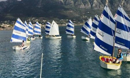 """Ν.Ο.Κ. """"Ο Ποσειδών"""": Στην Καλαμάτα το ευρωπαϊκό πρωτάθλημα λέιζερ το 2020!"""