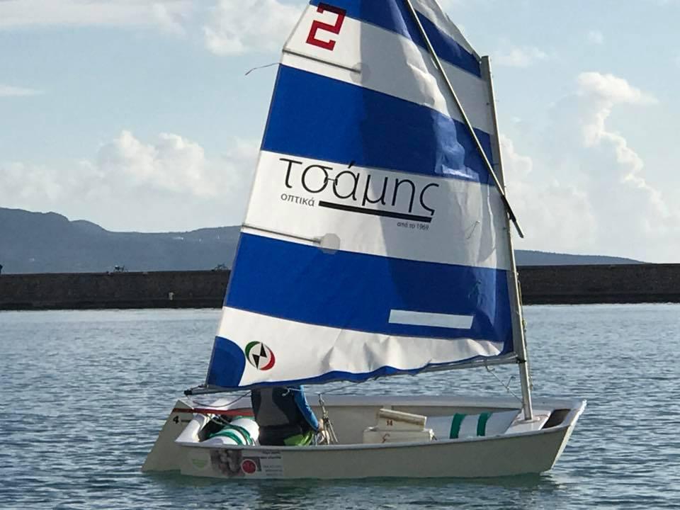 "Tα ""Οπτικά Τσάμη"" στηρίζουν ενεργά τον Ναυτικό Όμιλο Καλαμάτας ""Ο Ποσειδών"""