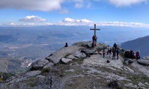 Oρειβατικός Καλαμάτας: Πεζοπορία στον βόρειο Ταΰγετο