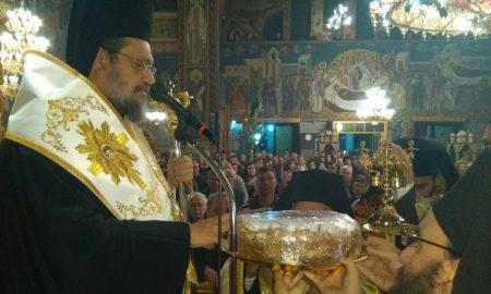 """Χρυσόστομος: """"Τα βλέμματα των πιστών είναι ο καθρέφτης της υγιούς διακονίας μας"""""""