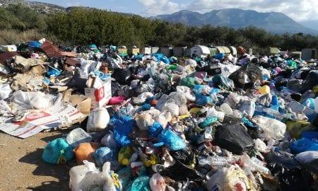 """Δήμος Δυτικής Μάνης: """"Προσωρινό το πρόβλημα με τα σκουπίδια"""""""