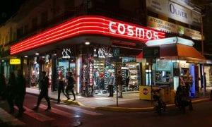 COSMOS Αριστομένους 39: 27 χρόνια παρέχει τα κορυφαία επώνυμα brands