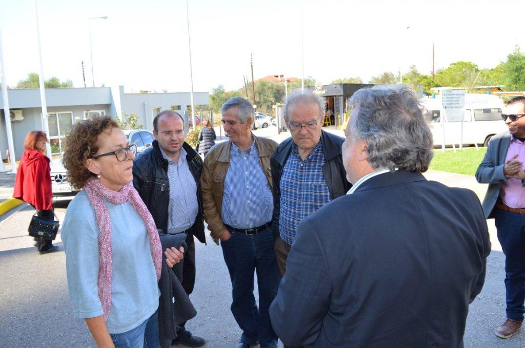Μπέζος: Να γίνει Υγειονομικό Κέντρο της Πελοποννήσου το Νοσοκομείο Καλαμάτας