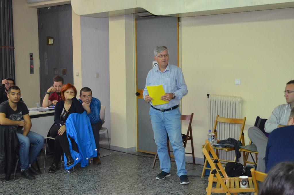 Erasmus+ Νεολαία: διαπολιτισμική συνεργασία για την δια βίου μάθηση