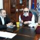 Συνάντηση Νίκα – Κουρουμπλή για υδροπλάνα και μαρίνα πολυτελών σκαφών στο Λιμάνι Καλαμάτας