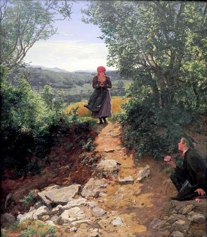 Τι δείχνει αυτός ο πίνακας; «Αίνιγμα» σχετικά με «smartphone» σε ζωγραφιά του 1860