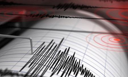 Σεισμός 4,5 Ρίχτερ δυτικά της Μεθώνης