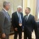 Συνάντηση Τατούλη-Στουρνάρα για την ίδρυση Περιφερειακής Τράπεζας Sparkassen στην Πελοπόννησο