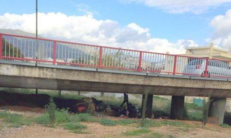 Μάκαρης: Πολύτεκνη οικογένεια ζει κάτω από τη γέφυρα της Αγίας Τριάδας! Να παρέμβει άμεσα η Πρόνοια