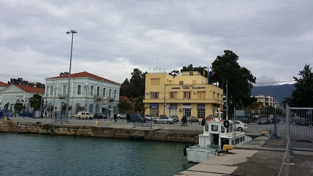 Στο Υπουργείο Ναυτιλίας η Κοζομπόλη για το λιμάνι της Καλαμάτας