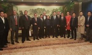 Δυναμώνει η σχέση Καλαμάτας – Κίνας