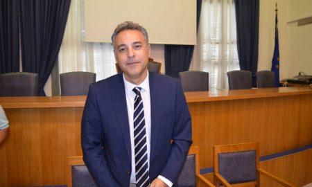 O Βαγγέλης Ξυγκώρος νέος πρόεδρος του Επιμελητηρίου Μεσσηνίας