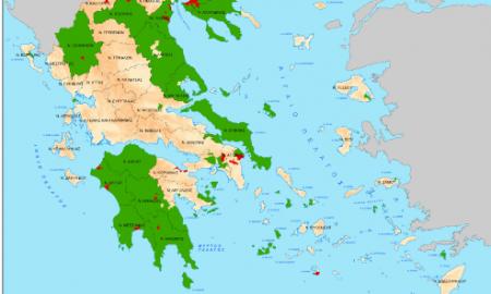 Δασικοί Χάρτες: Κυρώθηκε το 31,39% – 14.215 αντιρρήσεις στη Μεσσηνία